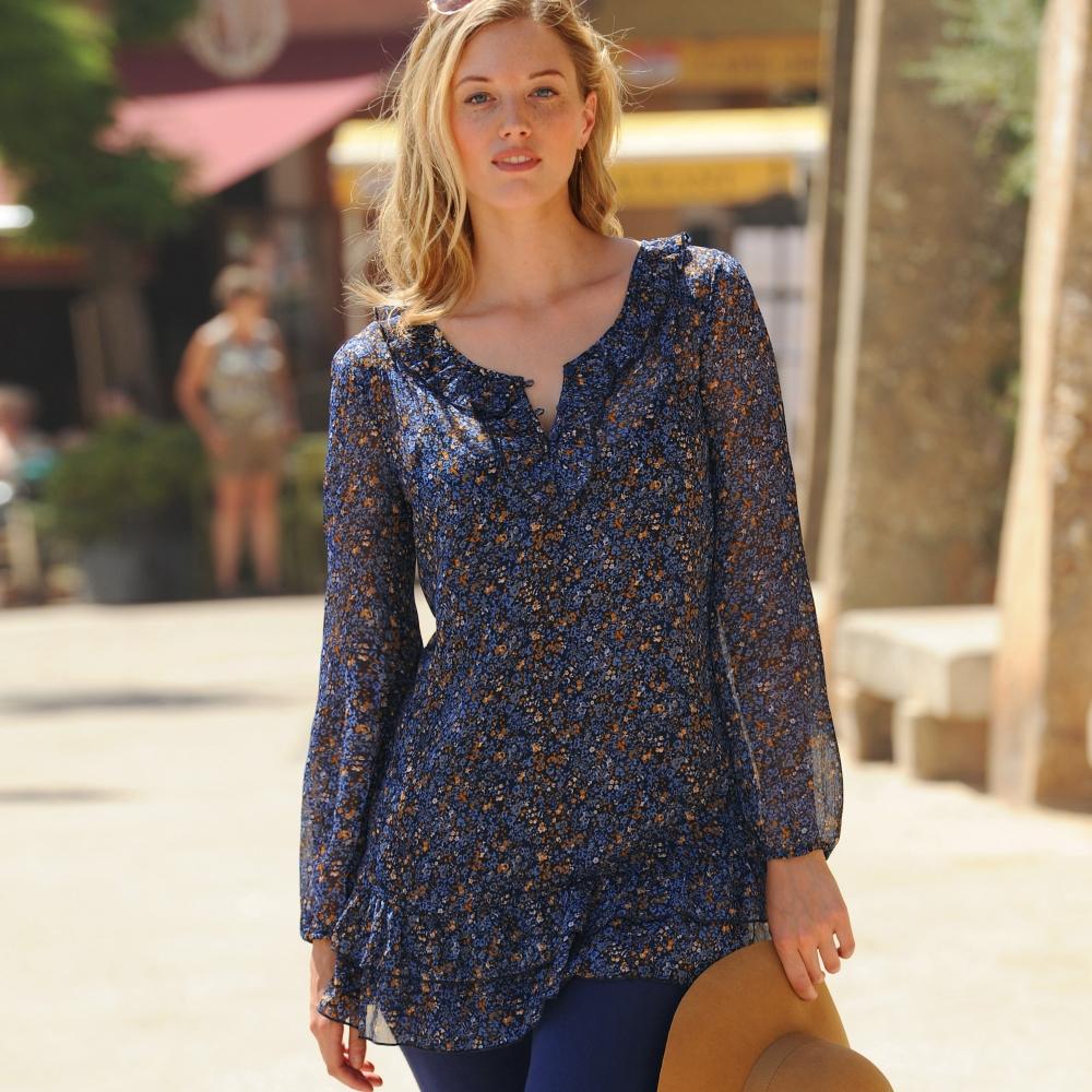 Découvrez les chemisiers & tuniques femme bleu en ligne chez Zalando Suisse Livraison et retour offerts Retour offert.
