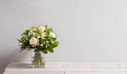 Un petit bouquet adorable, grâce à une histoire de code promo interflora