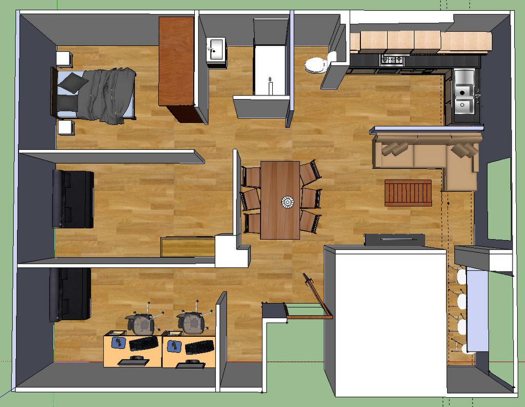 Pap Location Appartement