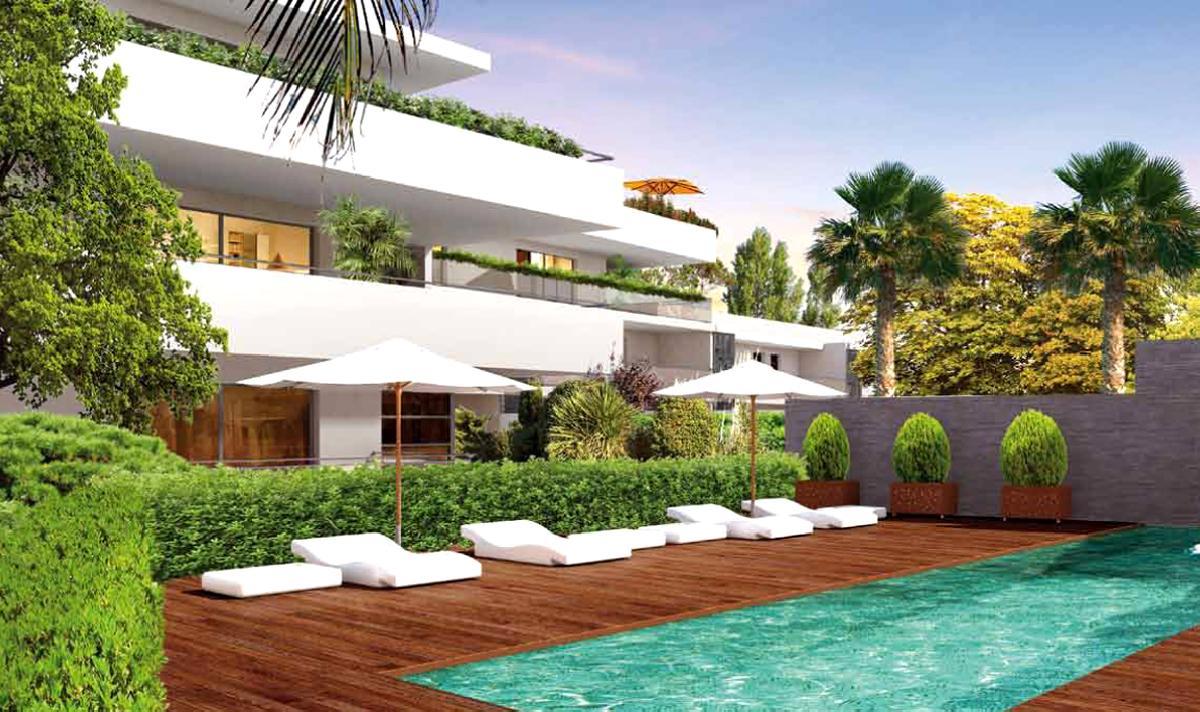 location appartement montpellier une ville d 39 t. Black Bedroom Furniture Sets. Home Design Ideas