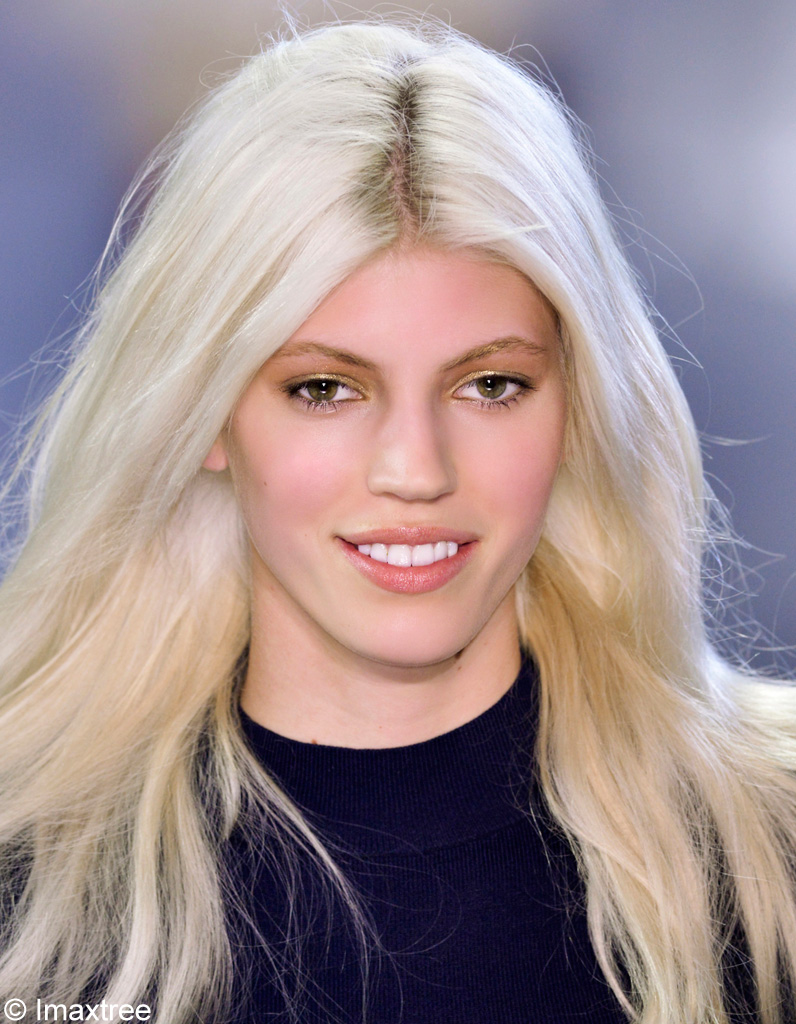 Blond platine c 39 est la coloration que j 39 ai envie de porter - Blond platine femme ...
