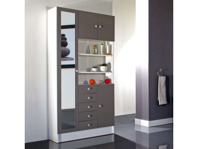 armoire pharmacie salle de bain. Black Bedroom Furniture Sets. Home Design Ideas