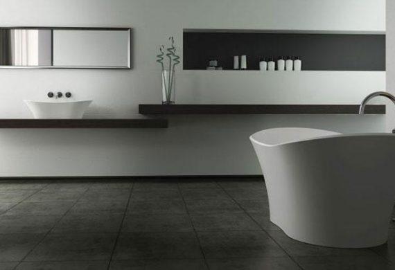 Meuble salle de bain cocktail scandinave for Crozet salle de bain