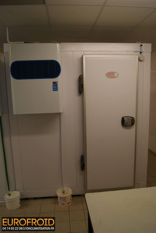 Chambre frigorifique d couvrez les diff rents mod les for Installation chambre froide