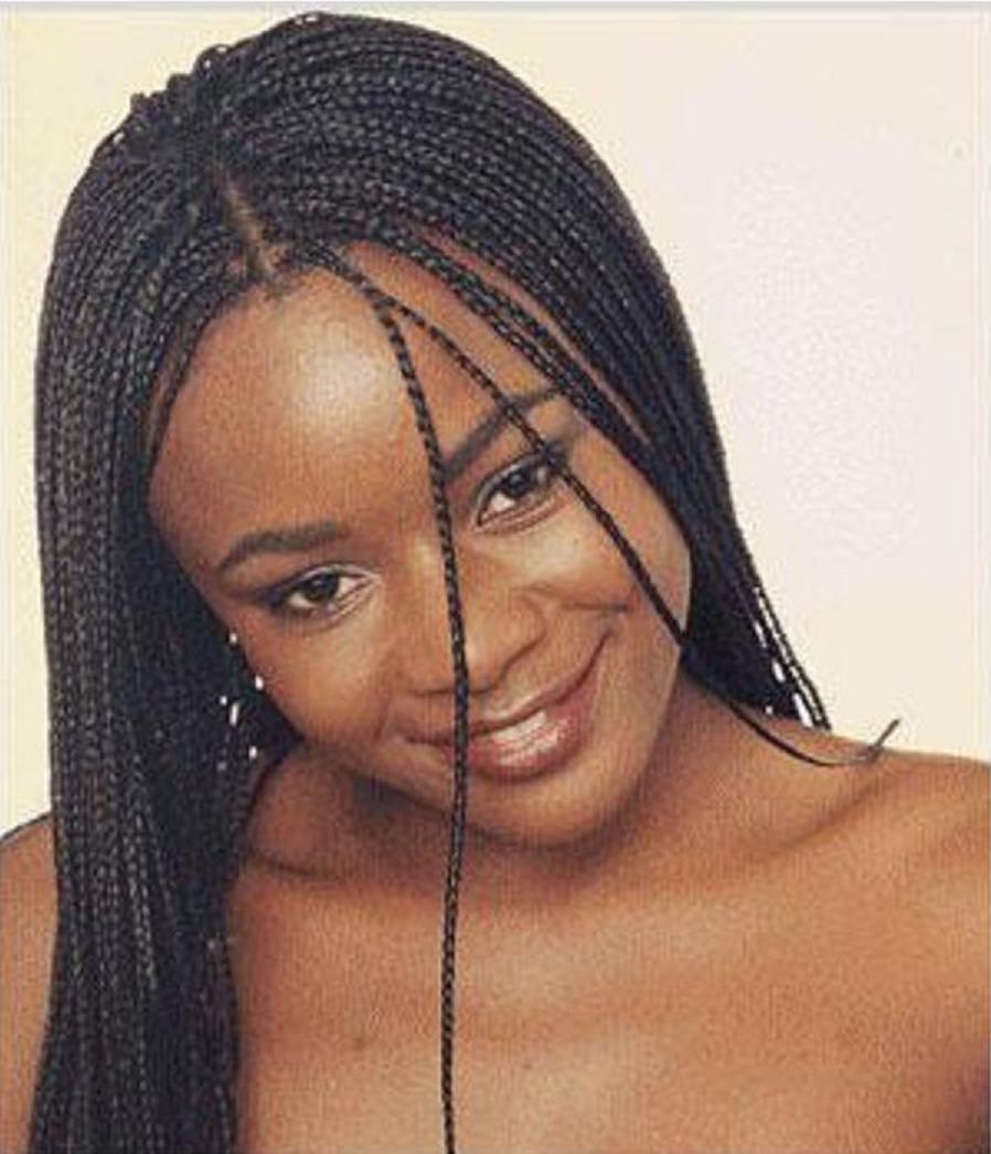 Tresse africaine je vous explique comment faire une jolie coiffure ethnique et tendance - Comment faire les tresses ...