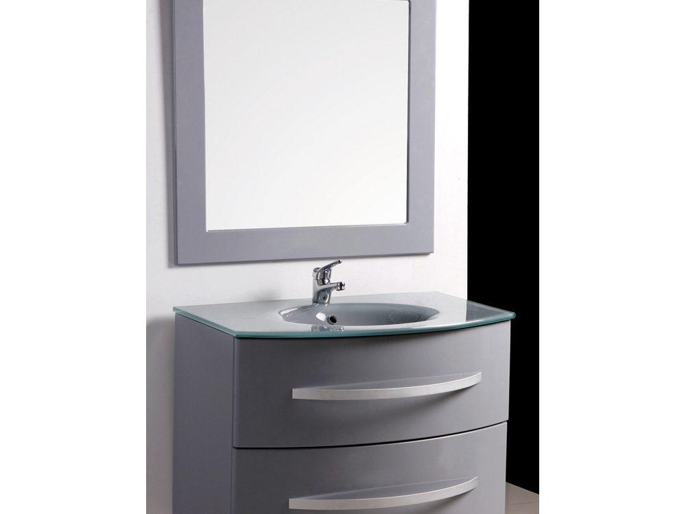 Meuble salle de bain bricorama for Meuble salle de bain smith