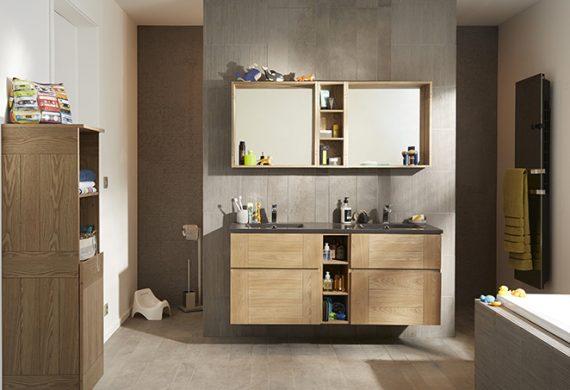 salle de bain castorama