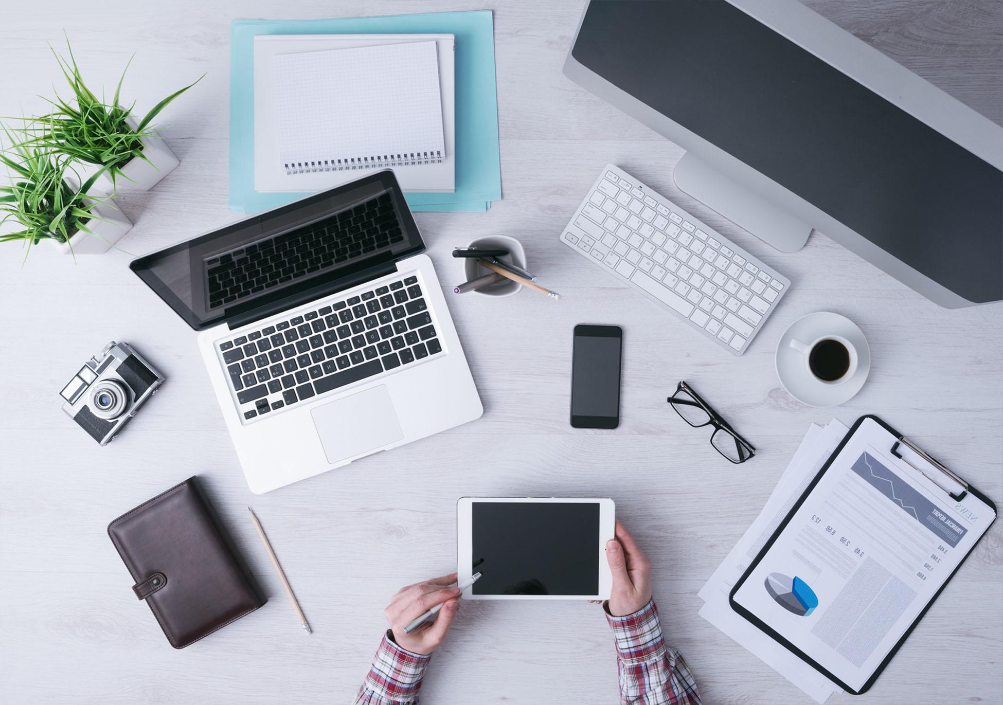 Agence web Genève : je travaille dans l'un des services de l'entreprise