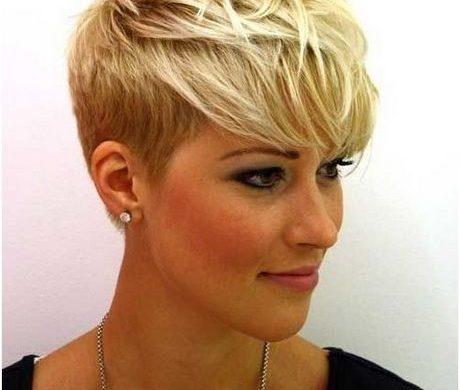 Célèbre Coupes cheveux courts femme PV68
