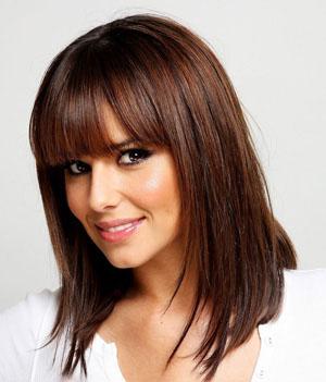 coupe de cheveux dégradé femme