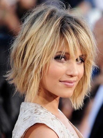 coupe de cheveux femme carré