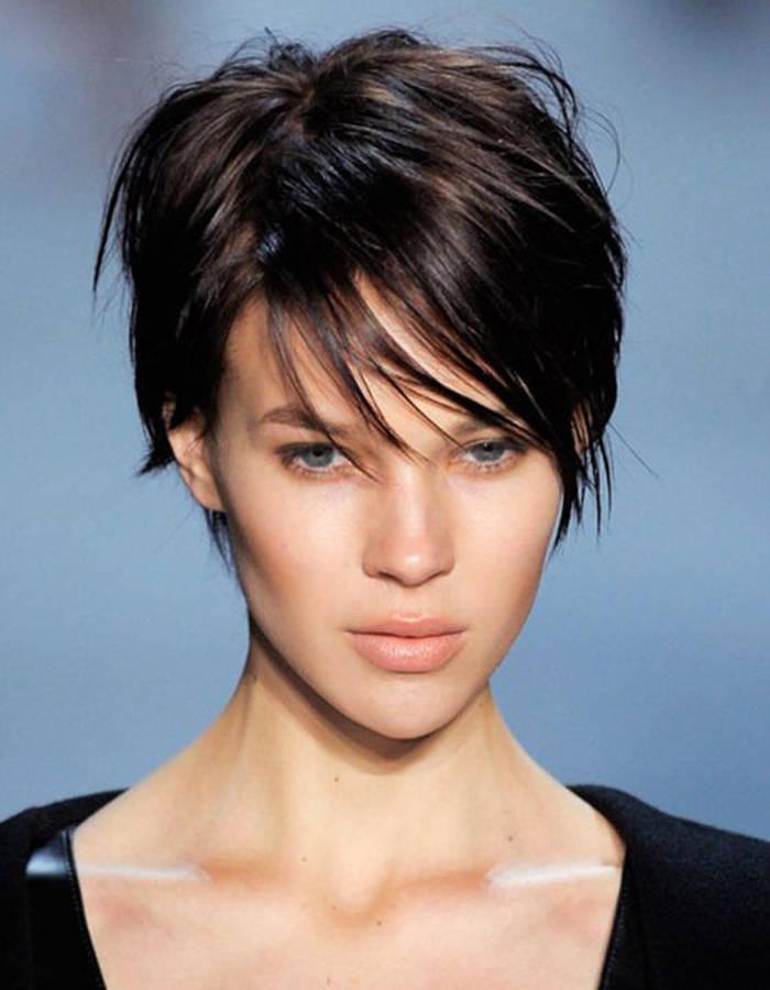 coupe de cheveux femme courte