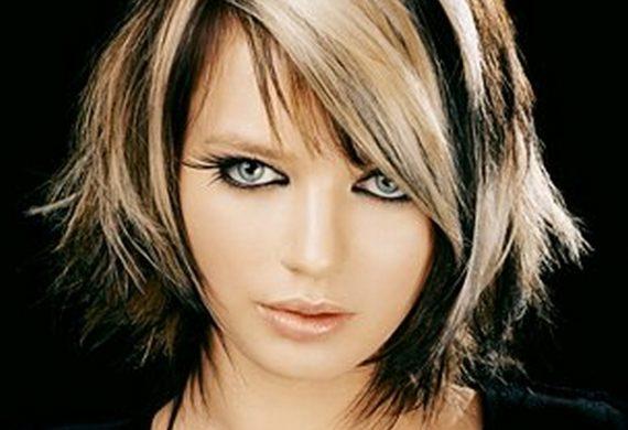 modèle coupe de cheveux femme
