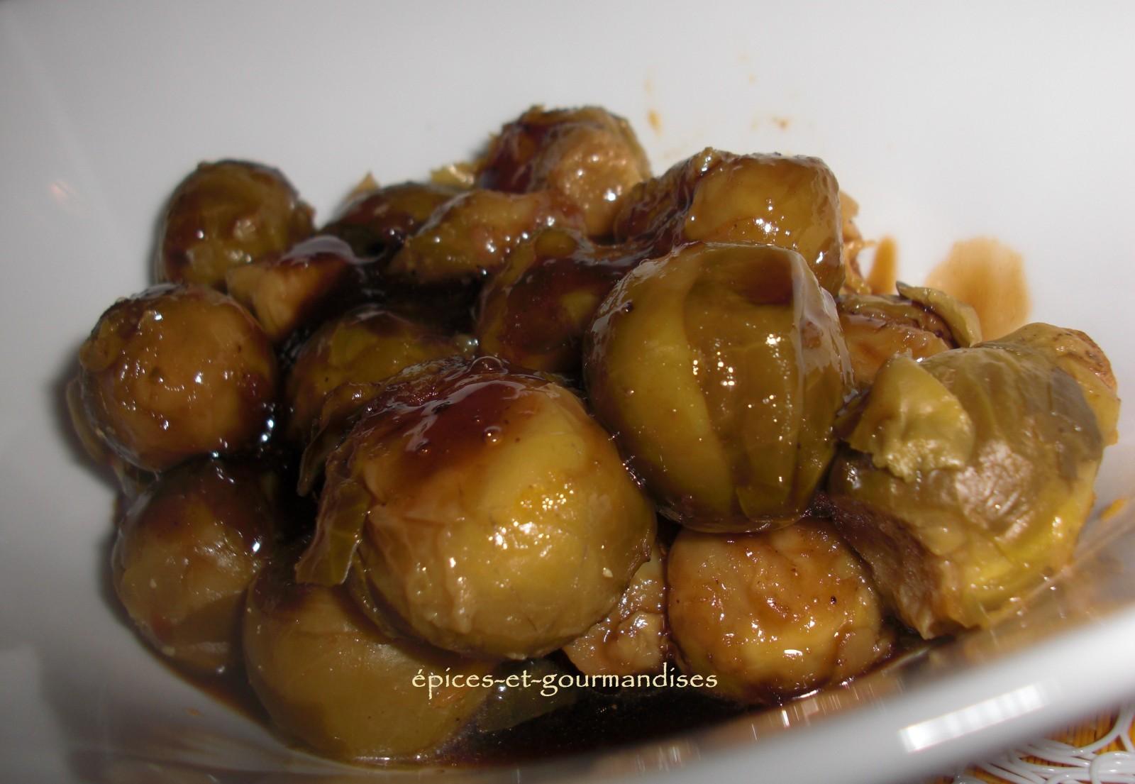 Comment faire cuire des choux de bruxelles frais - Comment cuisiner les choux de bruxelles ...