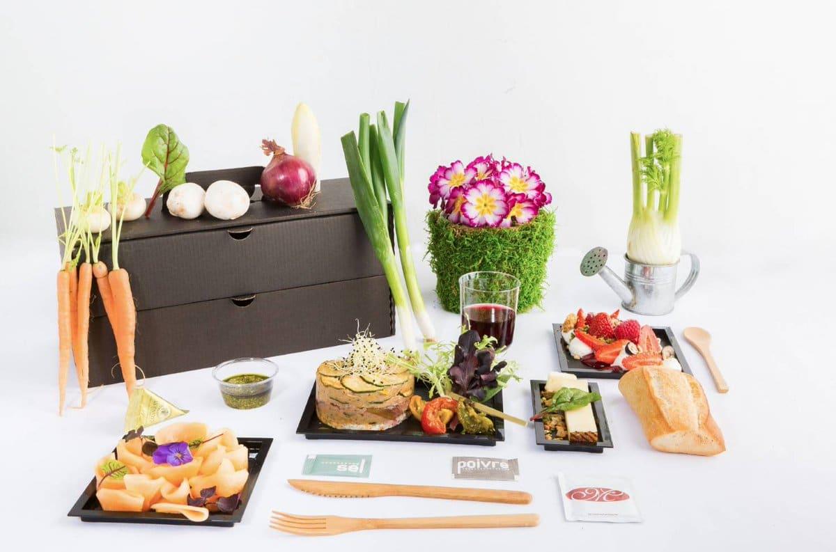 Repas de bureau : profitez de plats gastronomiques