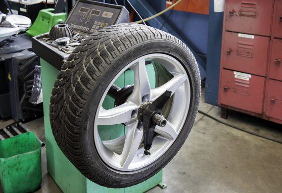 Nouveau pneus