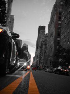 Street Road Cars Traffic Buildings  - luisambrosgomez / Pixabay